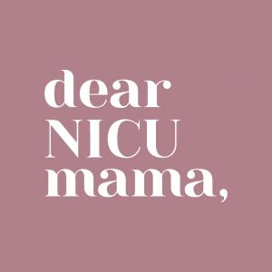 Featured photo for Dear NICU Mama